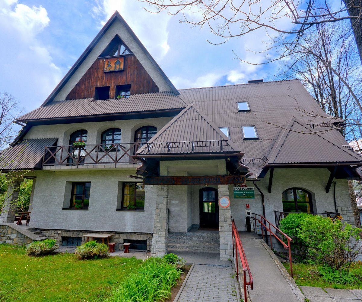 Hostel Tanie Noclegi Zakopane Schronisko Młodzieżowe